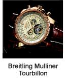 Breitling Mulliner Tourbillon - Breitling Watches