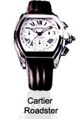 Cartier Roadster - Cartier Watches